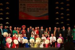 Mãn nhãn Những ngày Văn hóa Việt Nam tại Nga