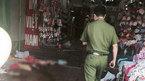 Cô gái bị người yêu cũ đâm chết giữa chợ