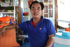 Đà Nẵng thưởng 9 người hùng vụ chìm tàu sông Hàn