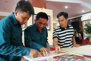 Bạn trẻ xúc động trước bằng chứng chủ quyền biển đảo Việt Nam