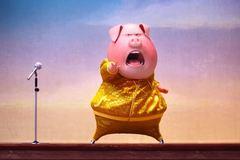 Sau 'Minions', Illumination lại gây sốt với phim 'Lợn kêu bò rống'