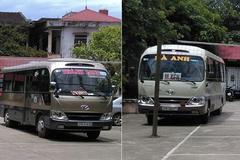 2 nhà xe truy sát nhau trên quốc lộ ở Nghệ An
