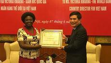 Gần 2 tỷ USD vốn WB đầu tư vào nông nghiệp Việt Nam
