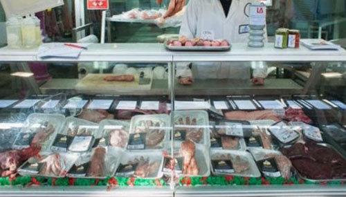 bàn tay người, nhà hàng, thịt lợn, thức ăn, khách hàng, tiếp viên, thế giới