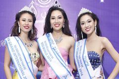 Top 3 Hoa khôi Áo dài 2016 lần đầu lên tiếng sau đăng quang