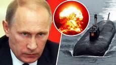 Tàu ngầm Nga chở đầy vũ khí tới biển Manche