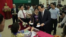 19 ủy viên Bộ Chính trị trúng cử đại biểu Quốc hội