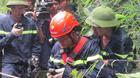 Cầu cứu Bộ Quốc phòng tìm phu vàng dưới hang sâu
