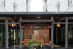 Mãn nhãn với ngôi biệt thự đẹp như resort ở khu đô thị đắt đỏ nhất Hà Nội