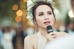 Hoa hậu Diễm Hương bóng gió ám chỉ hôn nhân không hạnh phúc?