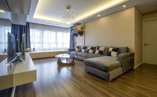 20160609150541 sieu can ho1 Tham quan căn hộ 124m² cực sang trọng với tổng chi phí cải tạo 715 triệu đồng ở Hà Đông