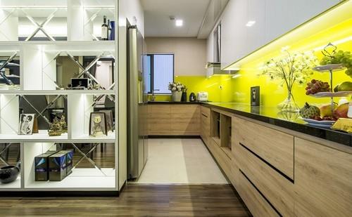 20160609150541 sieu can ho4 Tham quan căn hộ 124m² cực sang trọng với tổng chi phí cải tạo 715 triệu đồng ở Hà Đông