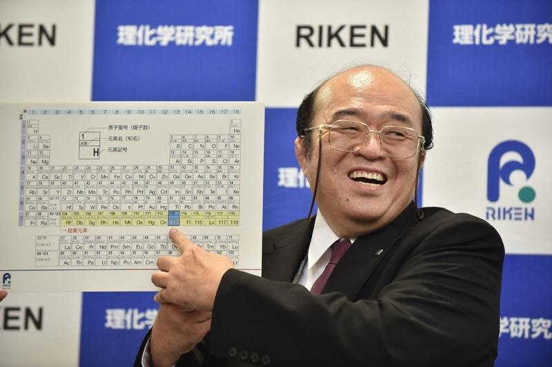 nguyên tố siêu nặng, bảng tuần hoàn nguyên tố hóa học