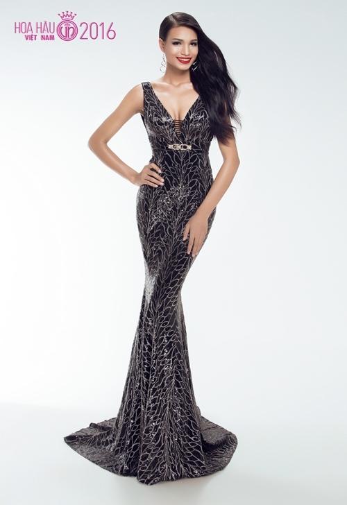 Hoa hậu Việt Nam, thí sinh, váy dạ hội