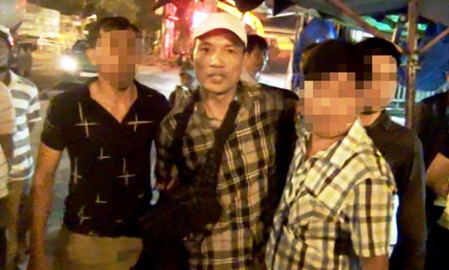 Ông trùm ma túy phía Bắc sa lưới tại bến xe Sài Gòn