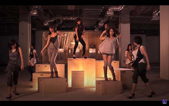 Hoàng Thùy Linh, I'm gonna break, MV mới