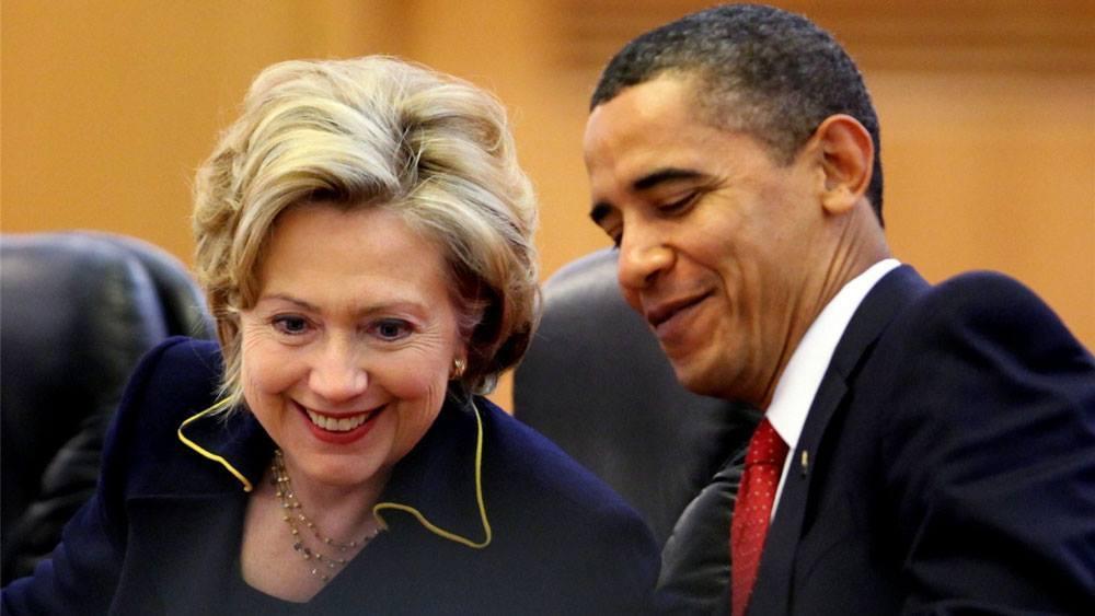 Obama chính thức ủng hộ Hillary Clinton
