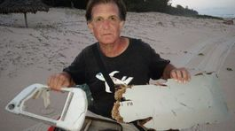 Phát hiện mảnh vỡ nghi là ghế ngồi máy bay MH370