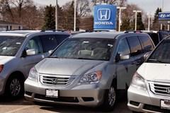 Honda thu hồi gần 800.000 xe ôtô tại Nhật Bản do lỗi túi khí