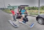 Sinh viên chế tạo máy bay