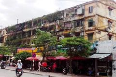 Hà Nội kêu gọi 361.000 tỷ đồng cải tạo chung cư cũ: Kế hoạch mới gặp trở ngại cũ
