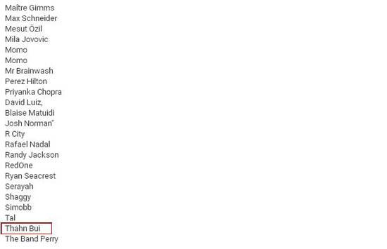 Thanh Bùi, MV, nhạc sĩ, Jennifer Lopez, MV