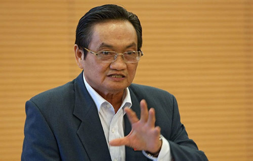 TS.Trần Du Lịch: 'Với cơ chế hiện nay, xây mới chung cư cũ, 100 năm nữa cũng không làm xong'