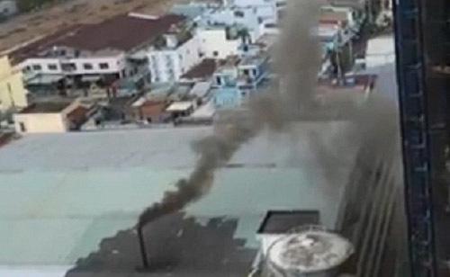 chung cư Peridot, ô nhiễm môi trường, chung cư Ehome 3, Công ty Cổ phần May Phương Đông