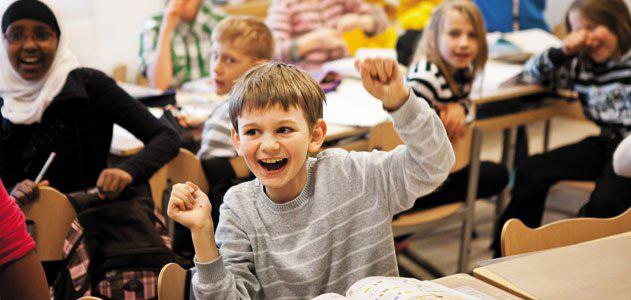 giáo dục Phần Lan, trường học Phần Lan, học sinh Phần Lan