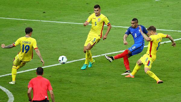 Dimitri Payet, Payet, Pháp, EURO 2016, Romania, người hùng, Trung Quốc, Shanghai Shenhua