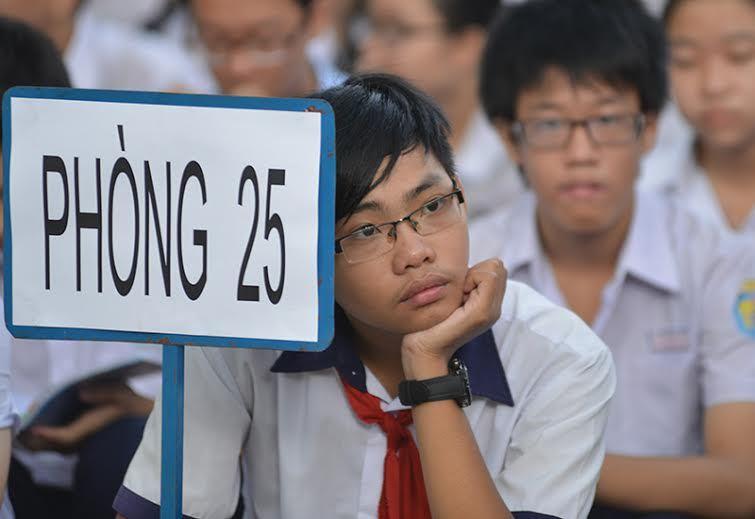 tuyển sinh lớp 10