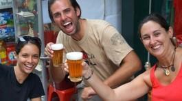 Phố bia 'Tây' của Hà Nội