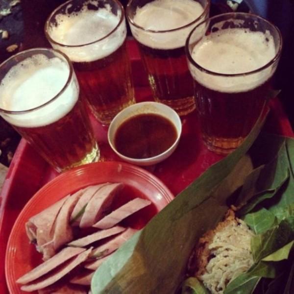 bia hơi, bia cỏ, bia Tạ Hiện, bia phố cổ, phố bia tây