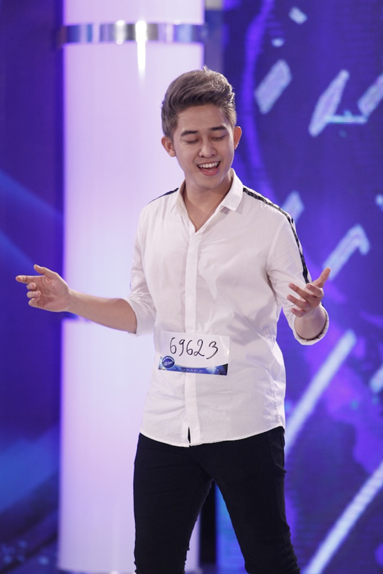 Vietnam Idol, Vietnam Idol 2016, Vietnam Idol sơ khảo, casting Vietnam Idol, Thu Minh lườm Bằng Kiều, Quán quân Sao Mai
