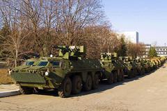 10 xe thiết giáp chở quân tốt nhất thế giới