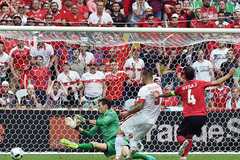 Video bàn thắng Thụy Sỹ 1-0 Albania