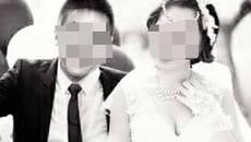 Cảm động cô gái tổ chức đám cưới với người yêu đã chết tại Long An