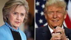 Hillary đang bỏ xa tỷ phú Trump