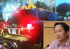 Đường quan lộ Phó chủ tịch đi Lexus gắn biển xanh