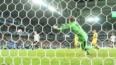 Video bàn thắng Đức 2-0 Ukraine