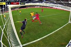 Brazil bị loại khỏi Copa bởi pha ghi bàn bằng tay của Peru
