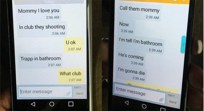 Tin nhắn ớn lạnh con trai gửi mẹ từ hộp đêm định mệnh