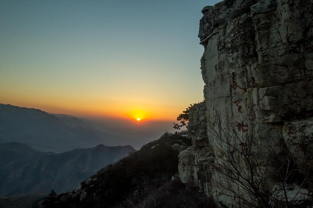 Những ngọn núi huyền thoại của võ lâm Trung Quốc