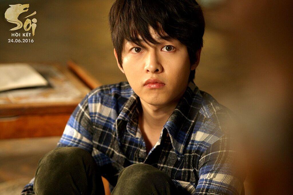 Song Joong Ki, Hậu Duệ Mặt Trời, Sói Hồi Kết, Sói