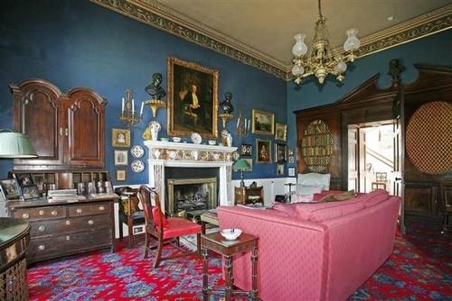 lâu đài 7,2 triệu đô, lâu đài Hampton, lâu đài lịch sử Anh