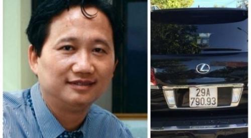 công tác cán bộ, xe Lexus gắn biển xanh, Trịnh Xuân Thanh, luân chuyển cán bộ