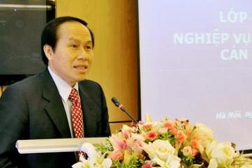 Hiệu trưởng ĐH Luật Hà Nội làm Thứ trưởng Bộ Tư pháp