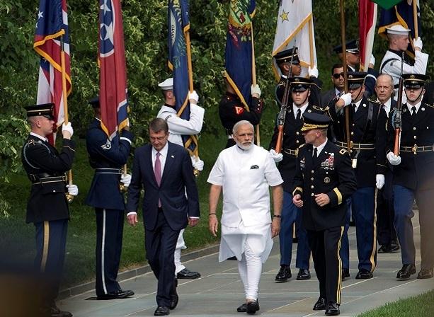 Ấn Độ, Trung Quốc, Mỹ, thủ tướng Modi, Biển Đông, ASEAN