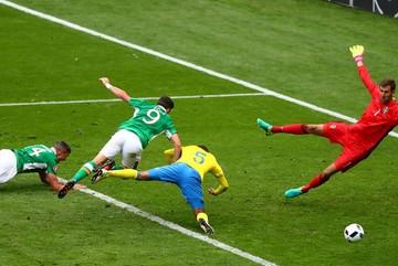 Video bàn thắng Thụy Điển 1-1 Ireland