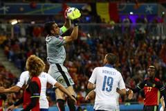 Video bàn thắng Italia 2-0 Bỉ